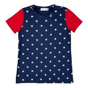 Signature Clothing Red, White, & Blue Star T-Shirt